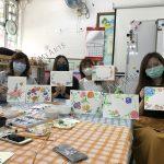 幼兒園老師畫班工作坊水彩畫2-1